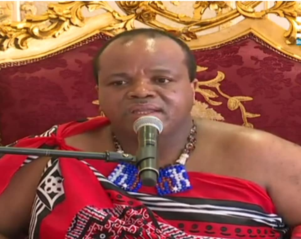 King Mswati addresses Nation: Like everyone, I was 'COVITED'