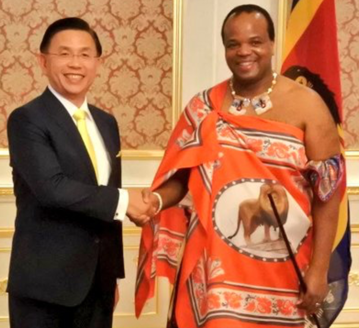 Taiwan Ambassador says election results will not affect diplomatic ties with eSwatini