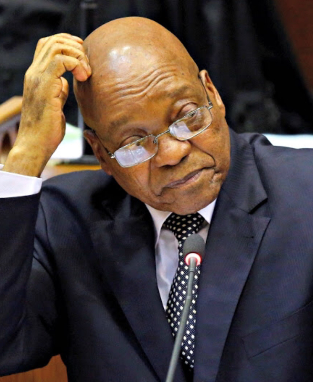 Warrant of arrest issued against former President Jacob Zuma