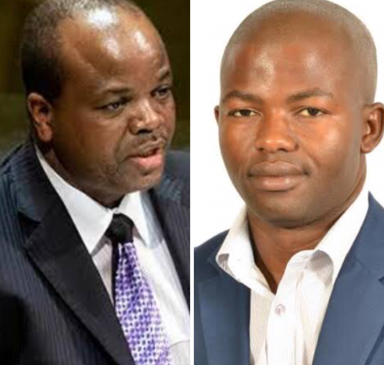 King Mswati hires South African lawyers to deal with editor Zweli Martin Dlamini