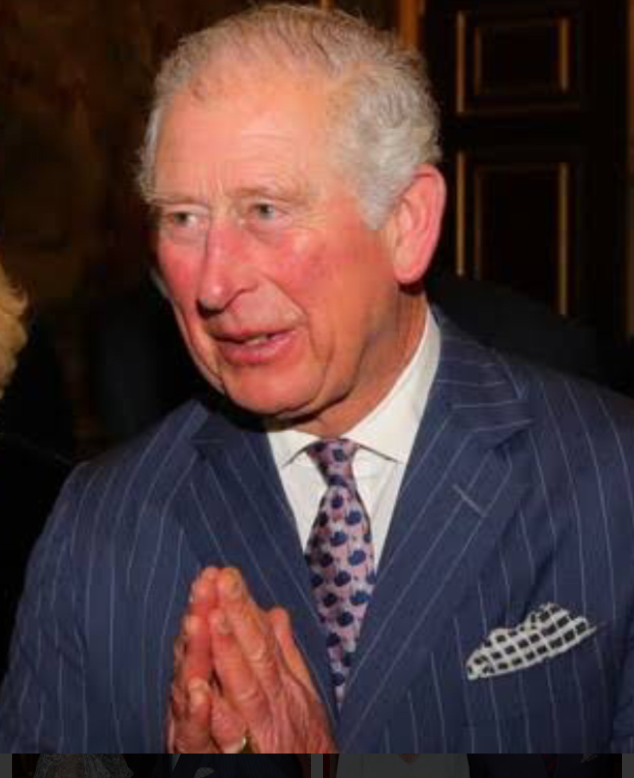 Prince of Wales Charles tests positive for CoronaVirus