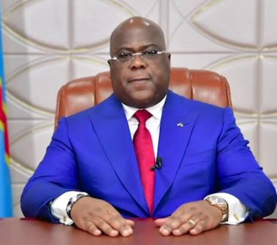 DRC President Felix Tshisekedi is new African Union Chairperson