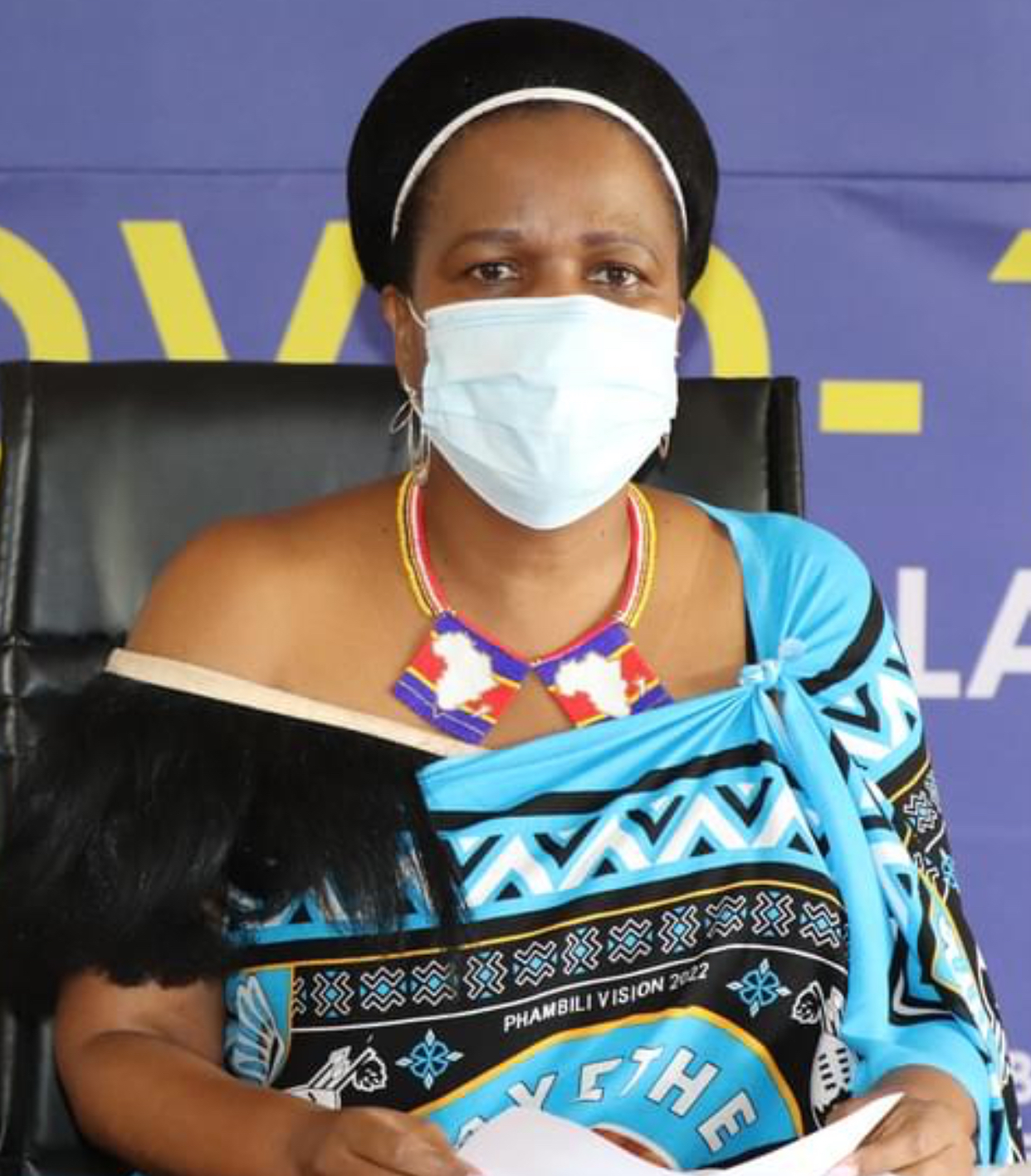 National COVID-19 prayer: No medication for citizens in Eswatini hospitals, Home Affairs Minister survives Coronavirus in a South African hospital.