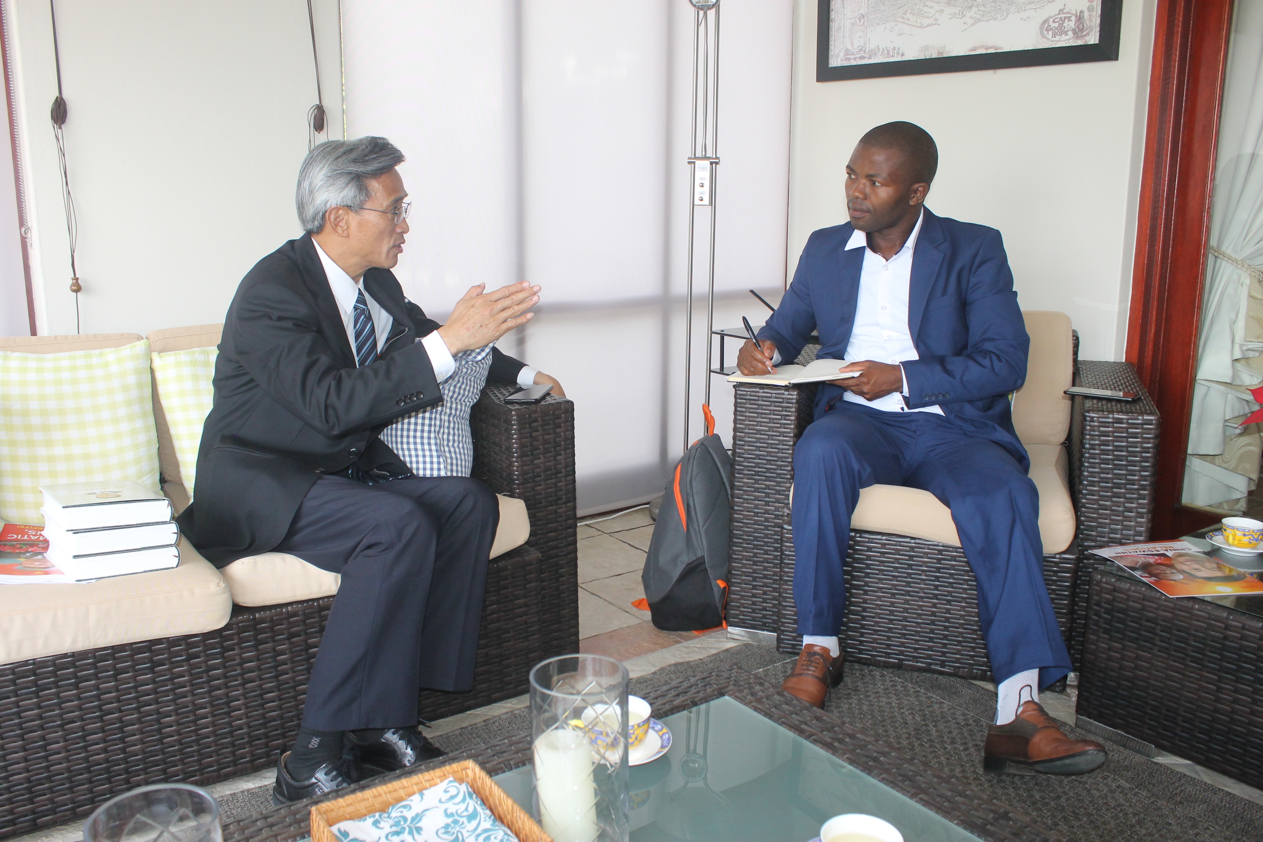 One-on-One with Ambassador: China to approve eSwatini citizens visas but…