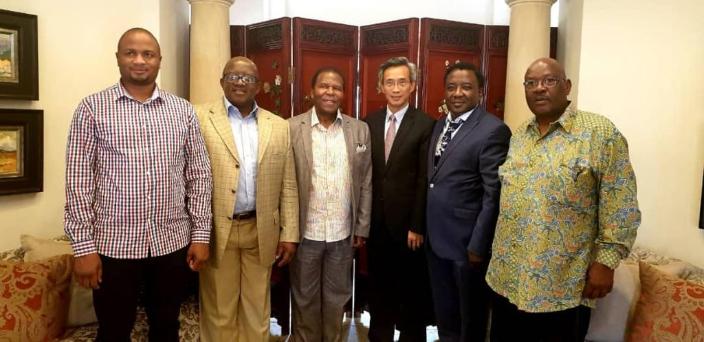 China's $72million for Swazi MPs to oust Taiwan