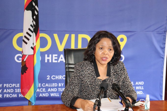 Health Minster Lizzie Nkosi: Another health worker tests positive to COVID-19