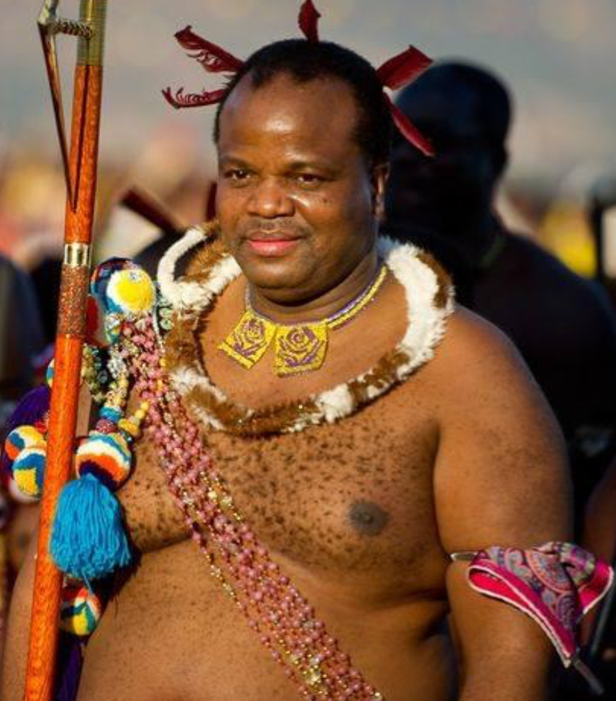 Mswati should be the last King to rule this country.