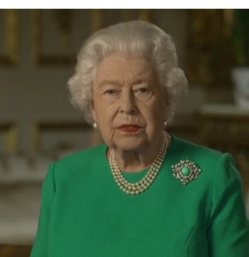 Queen Elizabeth addresses the Nation on Coronavirus